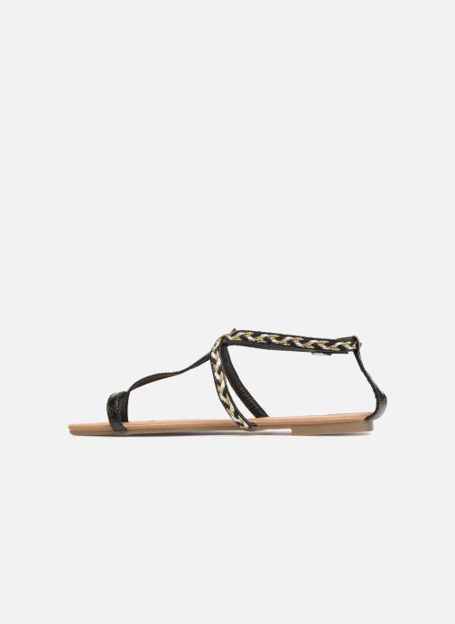 Sandales et nu-pieds Xti Kiss 033550 Noir vue face