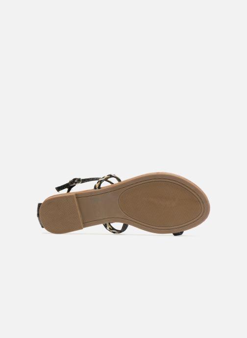 Sandales et nu-pieds Xti Kiss 033550 Noir vue haut