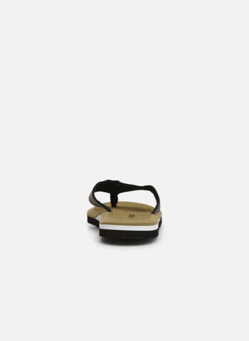 Zehensandalen Yoga Confort grün 373092 Tong Isotoner wIgqzx