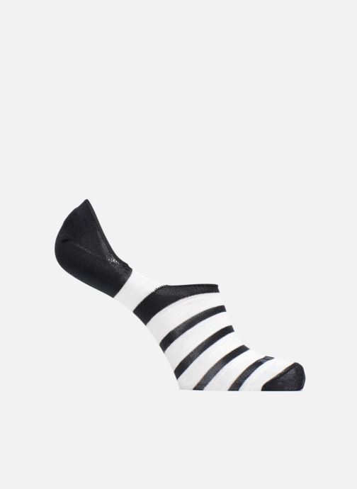 Chaussettes et collants Falke Chaussettes Invisibles Even Stripe Blanc vue détail/paire