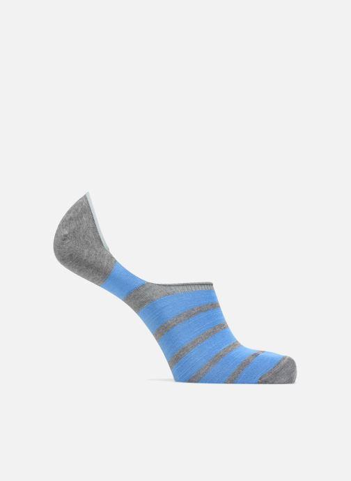 Chaussettes et collants Falke Chaussettes Invisibles Even Stripe Gris vue détail/paire