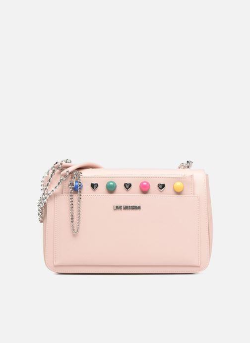 Handtaschen Love Moschino Porté épaule avec pochette amovible JC4303PP05 rosa detaillierte ansicht/modell