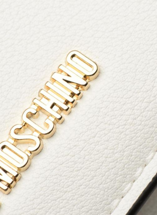Bolsos de mano Love Moschino Crossbody Chaine JC4351PP05 Blanco vista lateral izquierda