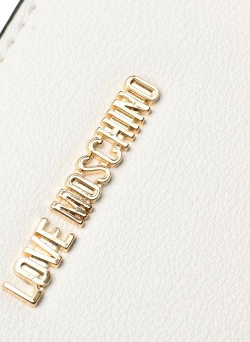 Borse Love Moschino Cabas Chaine JC4350PP05 Bianco immagine sinistra