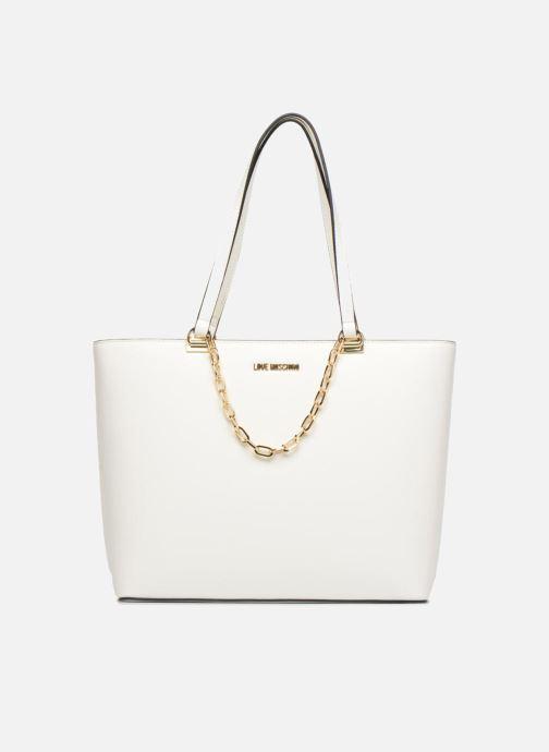 Borse Love Moschino Cabas Chaine JC4350PP05 Bianco vedi dettaglio/paio
