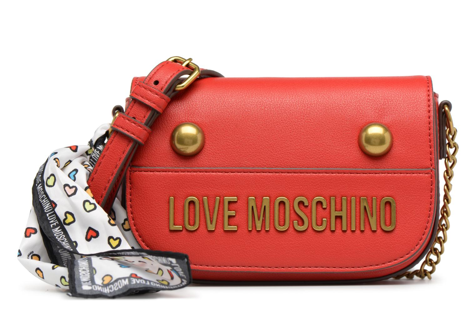 Crossbody Foulard JC4345PP05 Rosso Moschino Love 6wx5aTUxq