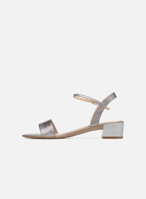 Sandali e scarpe aperte Jonak VIO Argento immagine frontale