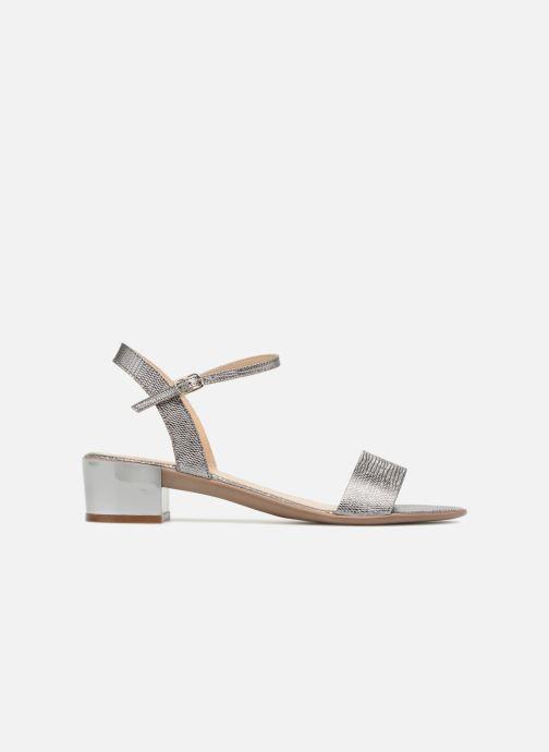 Sandales et nu-pieds Jonak VIO Argent vue derrière