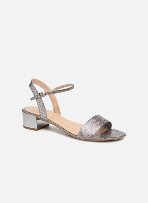 Sandales et nu-pieds Jonak VIO Argent vue détail/paire