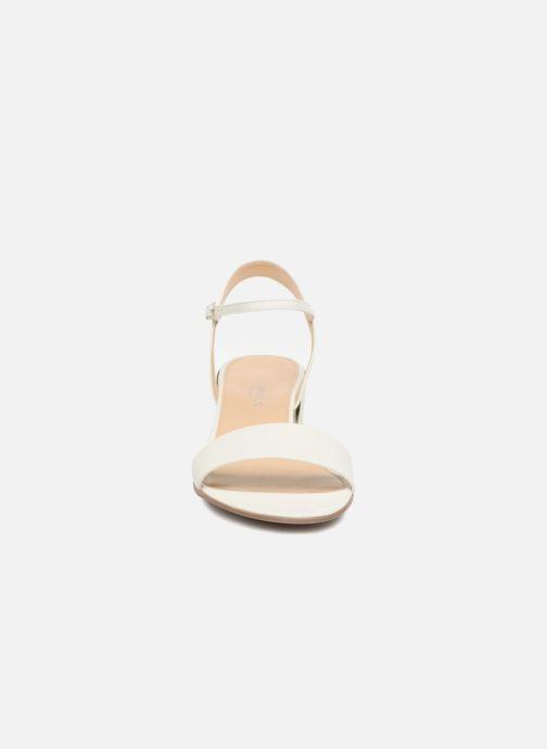 Sandali e scarpe aperte Jonak VIO Bianco modello indossato