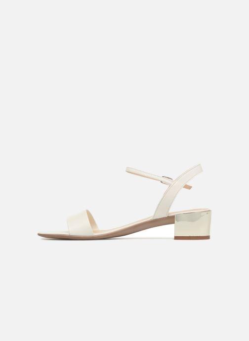 Sandali e scarpe aperte Jonak VIO Bianco immagine frontale