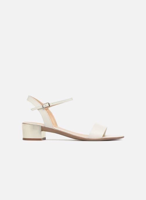 Sandali e scarpe aperte Jonak VIO Bianco immagine posteriore