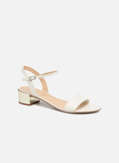 Sandales et nu-pieds Jonak VIO Blanc vue détail/paire