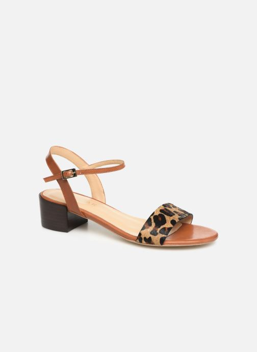Sandali e scarpe aperte Jonak VIO Marrone vedi dettaglio/paio