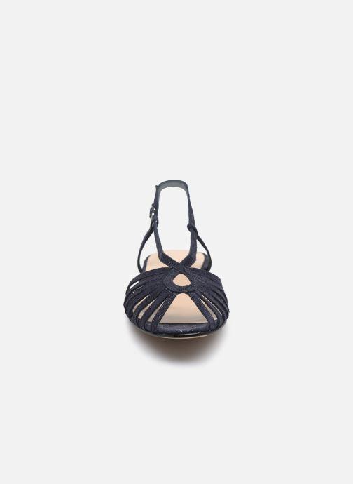 Sandali e scarpe aperte Jonak DISCUT Azzurro modello indossato