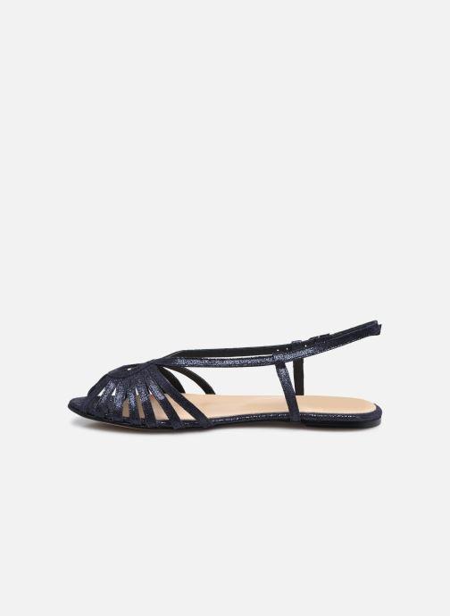 Sandali e scarpe aperte Jonak DISCUT Azzurro immagine frontale