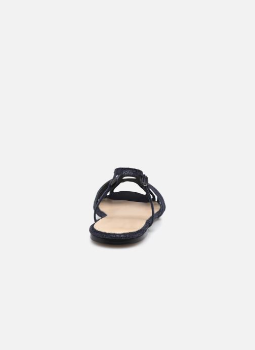 Sandali e scarpe aperte Jonak DISCUT Azzurro immagine destra