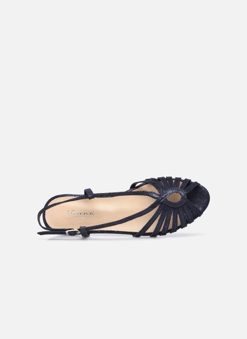 Sandali e scarpe aperte Jonak DISCUT Azzurro immagine sinistra