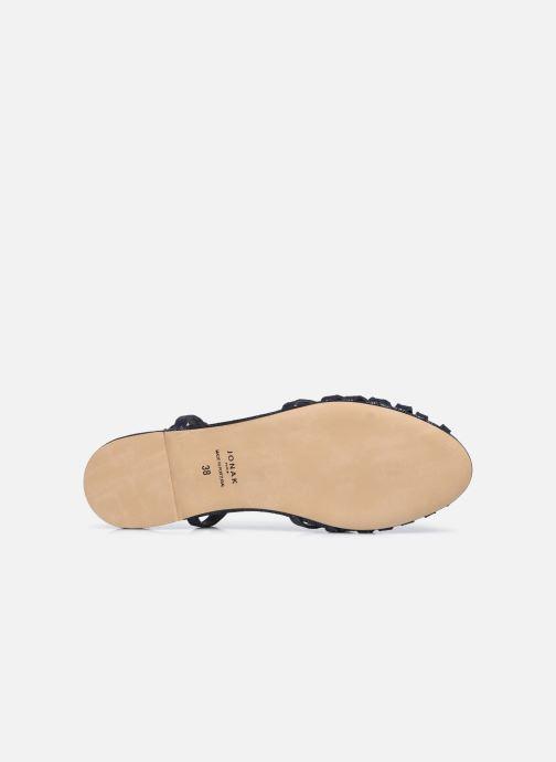 Sandali e scarpe aperte Jonak DISCUT Azzurro immagine dall'alto