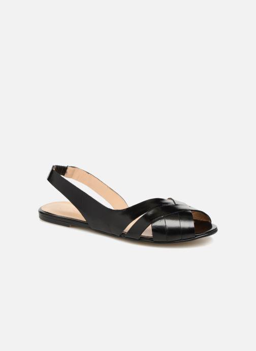 Sandales et nu-pieds Jonak DOUSSOU Noir vue détail/paire