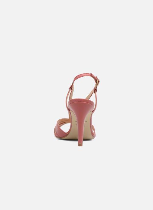 Sandales et nu-pieds Jonak DAVIS Rose vue droite