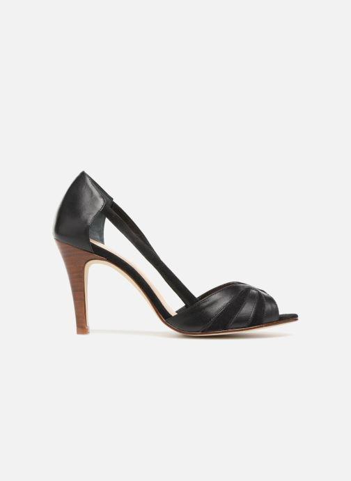 Sandales et nu-pieds Jonak DAGILO Noir vue derrière