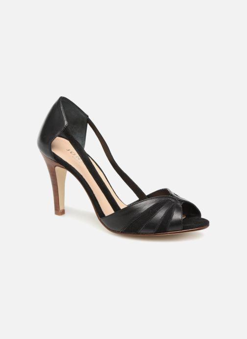 Sandales et nu-pieds Jonak DAGILO Noir vue détail/paire