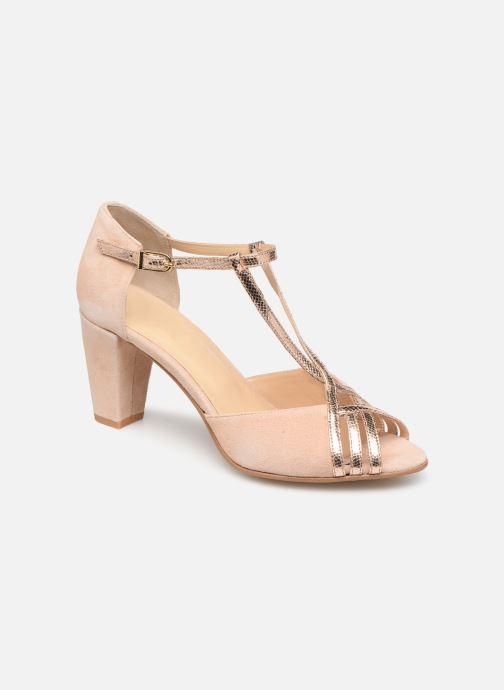 de vista de Jonak Rosa detalle DIAN Zapatos tacón par fqR1wdf