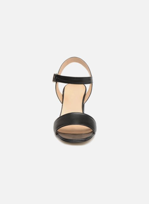 Sandales et nu-pieds Jonak DEMET Noir vue portées chaussures