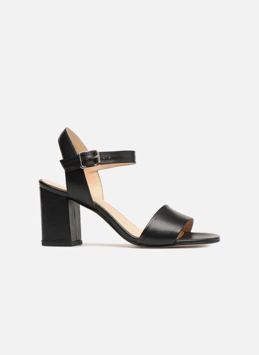 Sandales et nu-pieds Jonak DEMET Noir vue derrière