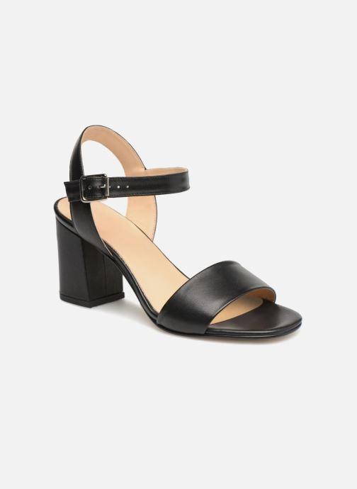 Sandales et nu-pieds Jonak DEMET Noir vue détail/paire
