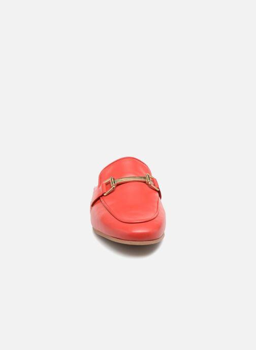 Mules et sabots Jonak SIMONE Rouge vue portées chaussures