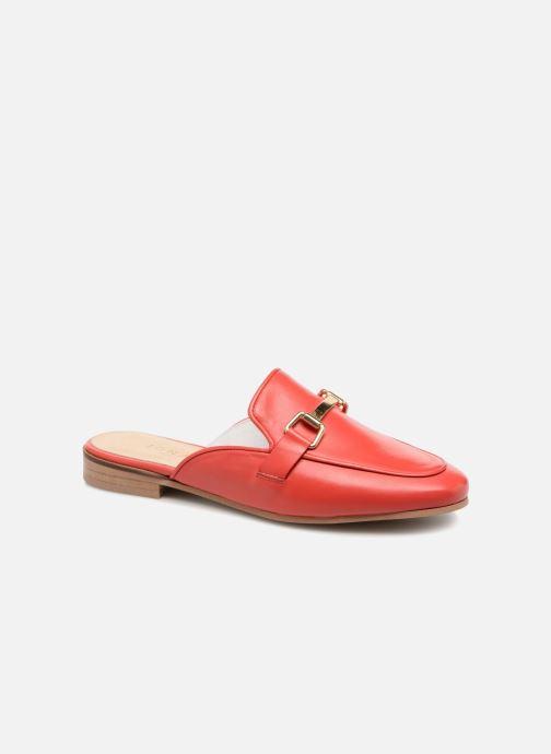 Clogs & Pantoletten Jonak SIMONE rot detaillierte ansicht/modell