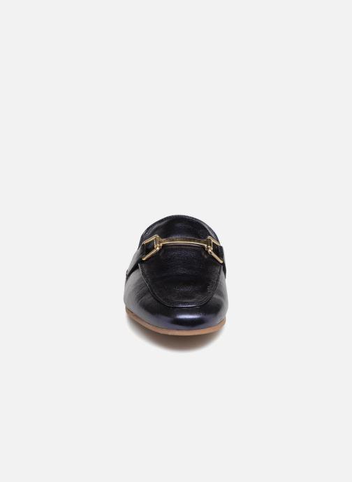Mules et sabots Jonak SIMONE Bleu vue portées chaussures