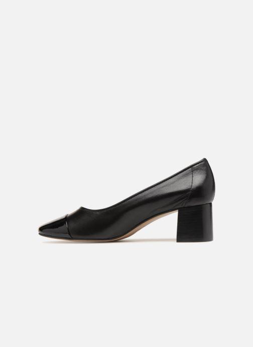 High heels Jonak ADOU Black front view