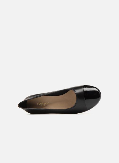 Zapatos de tacón Jonak ADOU Negro vista lateral izquierda