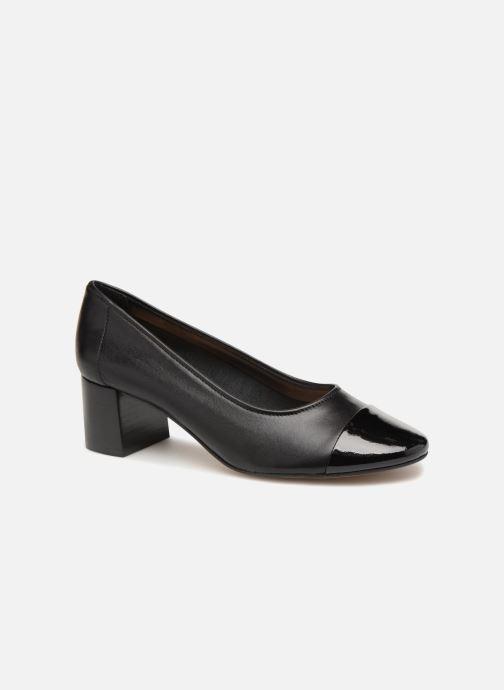 High heels Jonak ADOU Black detailed view/ Pair view