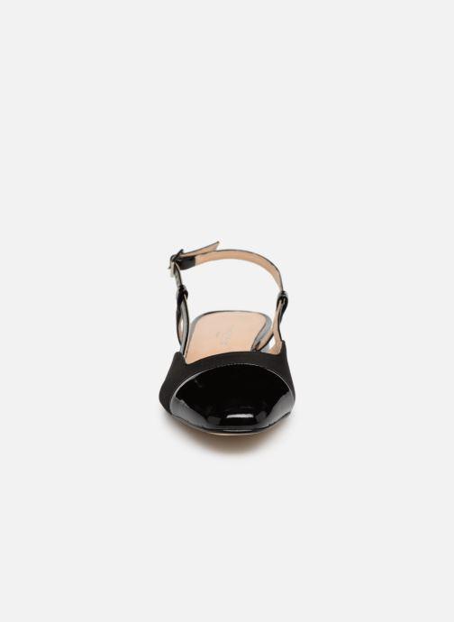Pumps Jonak DHAPOU schwarz schuhe getragen