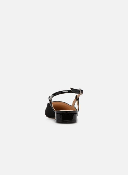 Zapatos de tacón Jonak DHAPOU Negro vista lateral derecha