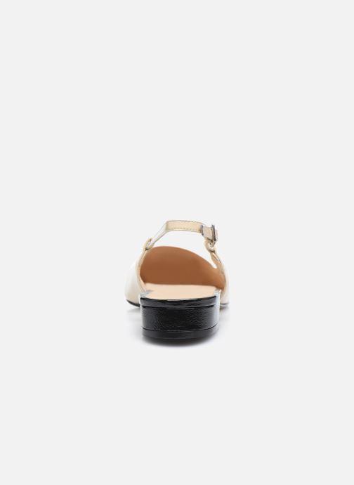 Zapatos de tacón Jonak DHAPOU Beige vista lateral derecha