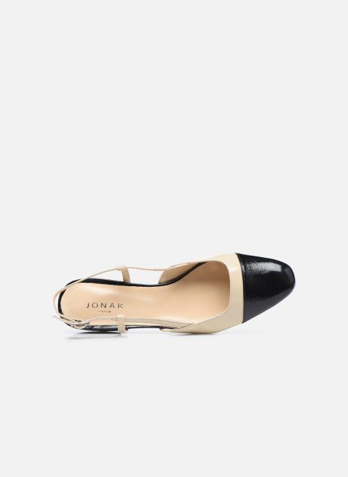 Zapatos de tacón Jonak DHAPOU Beige vista lateral izquierda