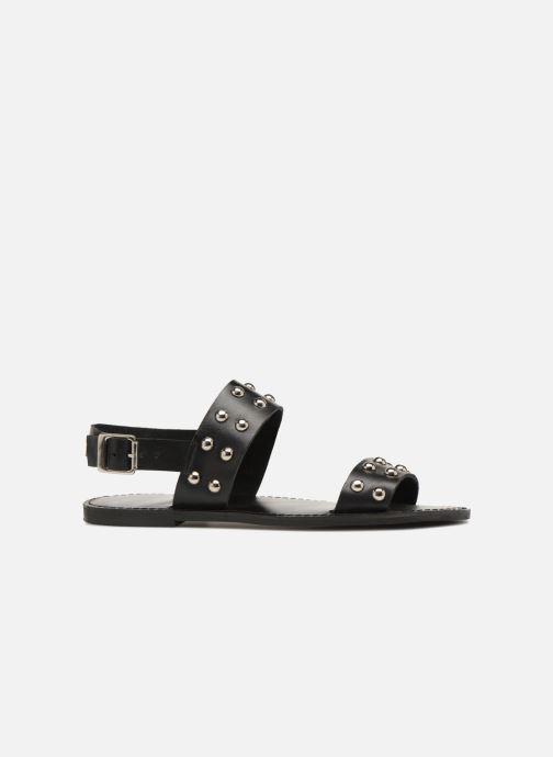 Sandales et nu-pieds Jonak SHADOW Noir vue derrière