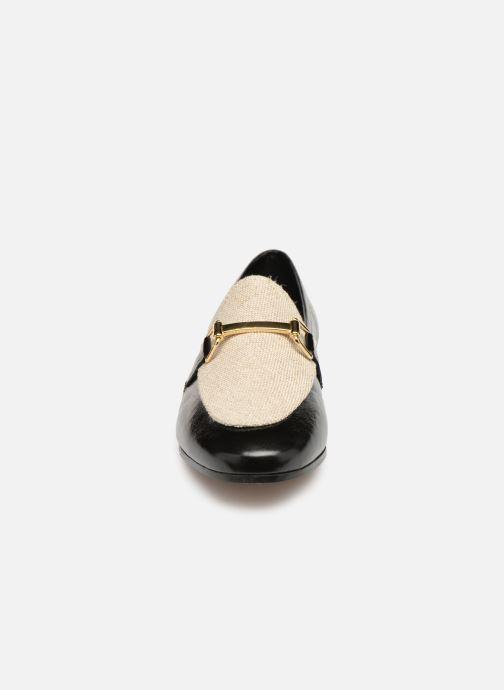 Mocassins Jonak SEMPRE Noir vue portées chaussures