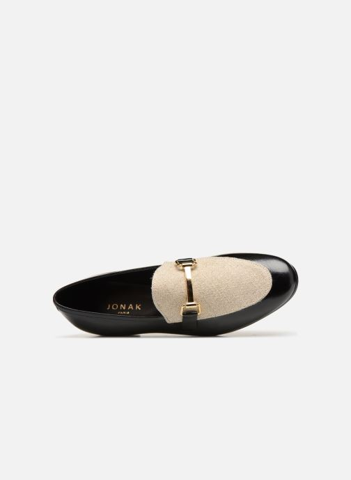 Loafers Jonak SEMPRE Black view from the left
