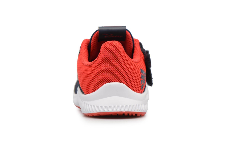 Sneakers Adidas Performance DY Mickey Fortarun CF I Azzurro immagine destra