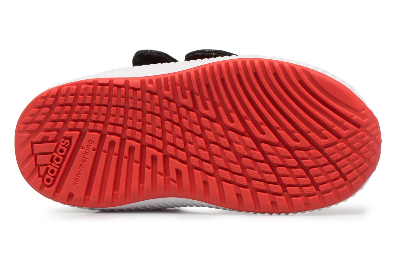 Sneakers Adidas Performance DY Minnie Fortarun CF I Rood boven