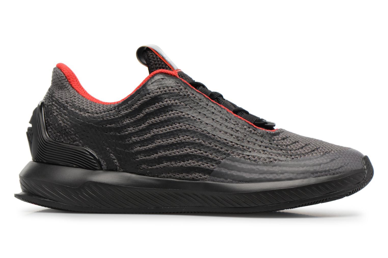 Baskets Adidas Performance StarWars Rapidarun K Noir vue derrière