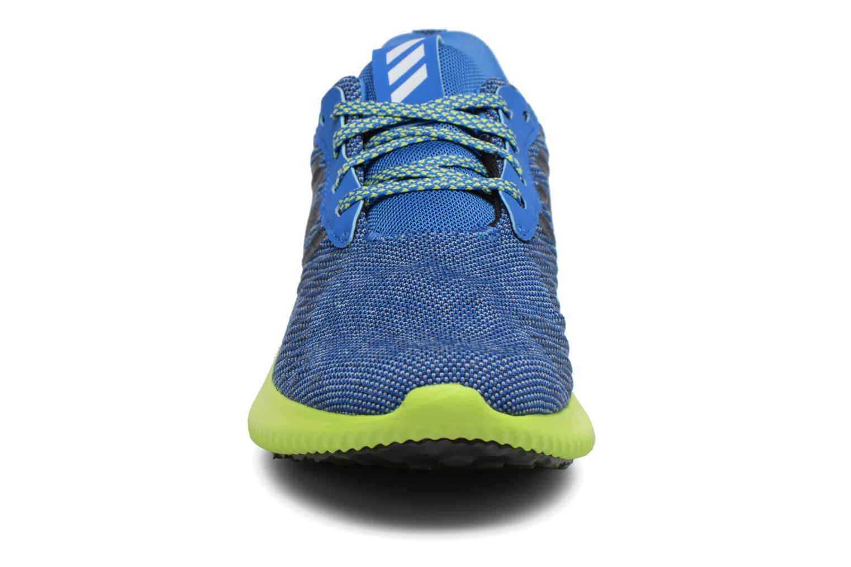 Sportschuhe Adidas Performance alphabounce rc xj blau schuhe getragen