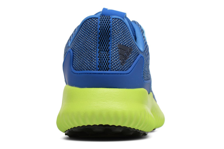 Sportschuhe Adidas Performance alphabounce rc xj blau ansicht von rechts