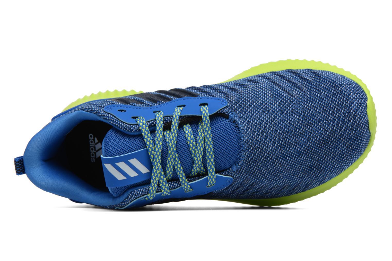 Sportschuhe Adidas Performance alphabounce rc xj blau ansicht von links